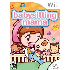 Babysitting Mama - Wii Game