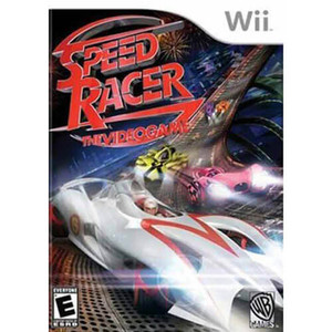 Speed Racer The Video Game - Wii Game