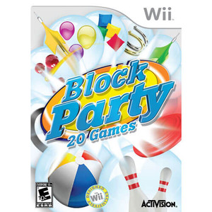 Block Party - Wii Game