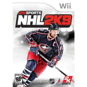 NHL 2K9 - Wii Game