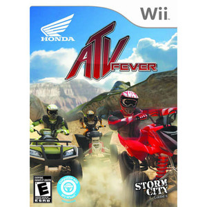 Honda ATV Fever - Wii Game