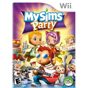 My Sims Party - Wii Game