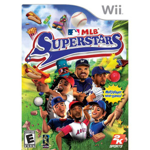 MLB Superstars - Wii Game