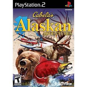 Cabela's Alaskan Adventure - PS2 Game