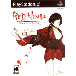 Red Ninja End of Honor - PS2 Game