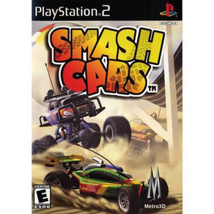 Smash Cars - PS2 Game
