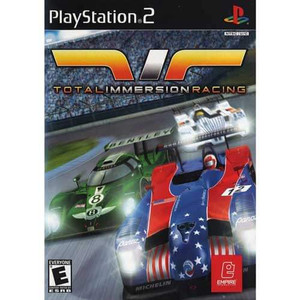 Total Immersion Racing - PS2 Game