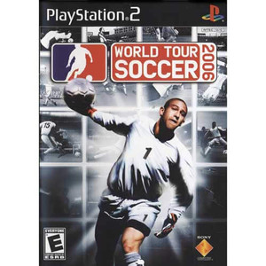 World Tour Soccer 2006 - PS2 Game