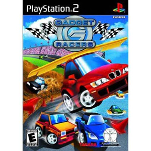 Gadget Racers - PS2 Game