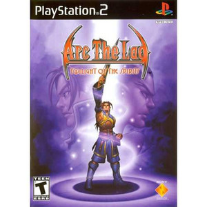 Arc The Lad Twilight Of The Spirits - PS2 Game