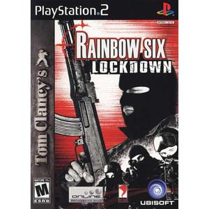 Rainbow Six Lockdown - PS2 Game