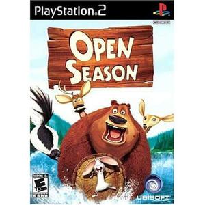 Open Season - PS2 Game