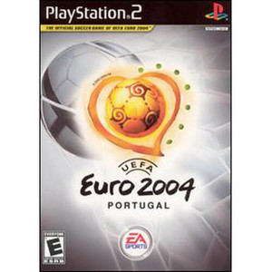 UEFA Euro 2004 Portugal - PS2 Game