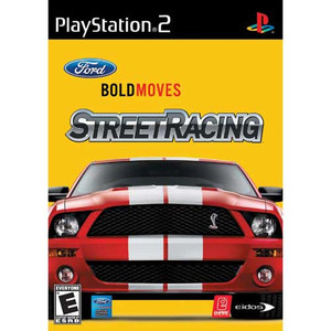 Ford Bold Moves Street Racing - PS2 Game