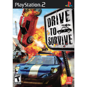 Drive To Survive - PS2 Game