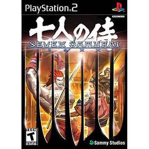 Seven Samurai 20XX - PS2 Game