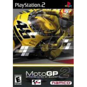 Moto GP 2 - PS2 Game
