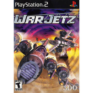 War Jetz - PS2 Game