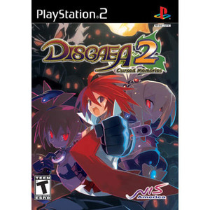 Disgaea 2 Cursed Memories - PS2 Game