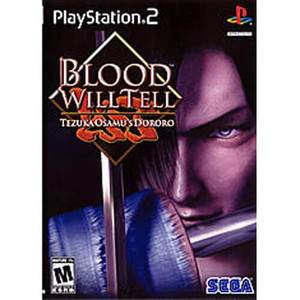 Blood Will Tell - PS2 Game
