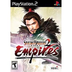 Samurai Warriors 2 Empires - PS2 Game