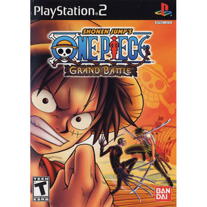 One Piece Grand Battle - PS2 Game