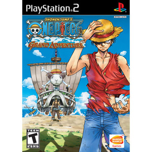 One Piece Grand Adventure - PS2 Game
