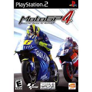 Moto GP 4 - PS2 Game