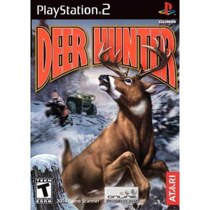 Deer Hunter - PS2 Game