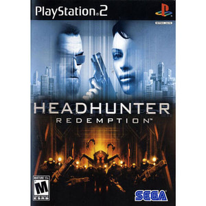 Headhunter Redemption - PS2 Game