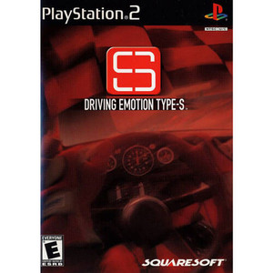 Driving Emotion Type S - PS2 Game