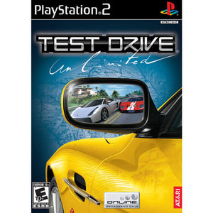 Test Drive Unlimited - PS2 Game