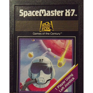 SpaceMaster X-7 - Atari 2600 Game