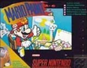 Complete Mario Paint - SNES