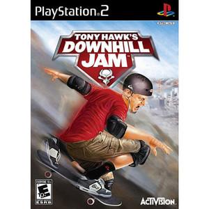 Tony Hawk's Downhill Jam - PS2 Game