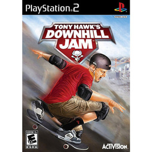 Tony Hawk's Downhill Jam - PS2 Game