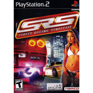 SRS Street Racing Syndicate - PS2 Game