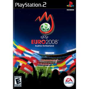 UEFA Euro 2008 Austria-Switzerland - PS2 Game