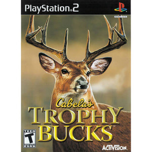 Cabela's Trophy Bucks - PS2 Game