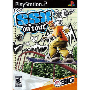 SSX On Tour - PS2 Game