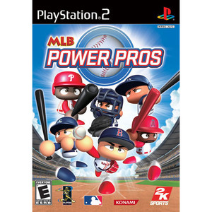 MLB Power Pros - PS2 Game