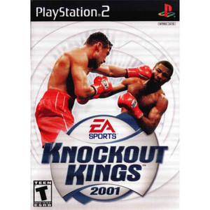 Knockout Kings 2001 - PS2 Game
