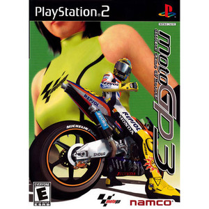 Moto GP 3 - PS2 Game