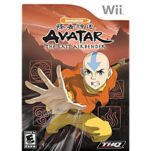Avatar The Last Airbender - Wii Game