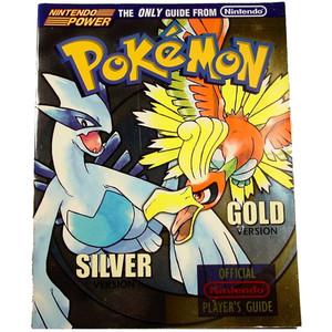 Pokemon Gold & Silver Player's Guide - Nintendo Power