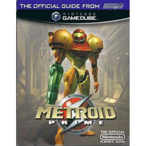 Metroid Prime GameCube Strategy Guide - Nintendo Power