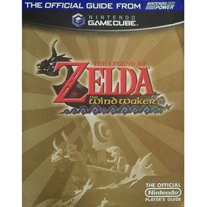 The Legend of Zelda Wind Waker GameCube Strategy Guide - Nintendo Power