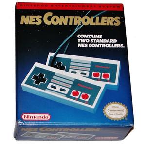 Complete Original Controller 2 Pack - Nintendo NES