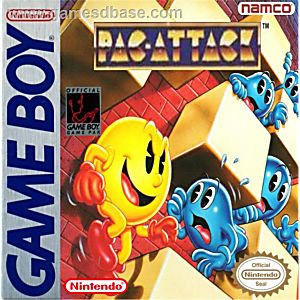 Pac-Attack - Game Boy Game