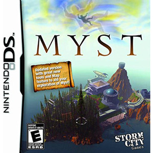 Myst - DS Game